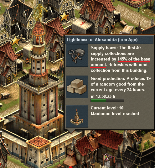Not A Bug Lighthouse Bonus Forge Of Empires Forum